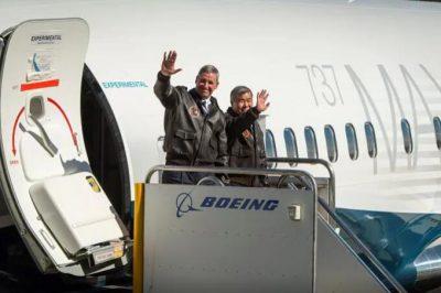 美国联邦航空局确认有737 MAX试飞航班