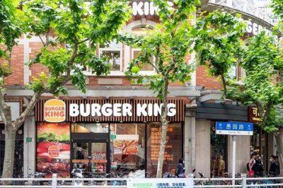 汉堡王中国首家视觉升级形象店在上海亮相